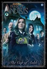 The Cup of Ankh  House of Anubis Junior Novel