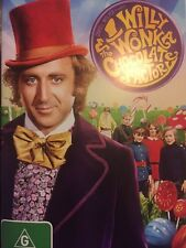 Willy Wonka and the Chocolate Factory (1971) DVD - Gene Wilder - Free Post!!