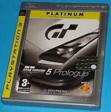 Gran Turismo 5 Prologue - Sony Playstation 3 PS3 - PAL