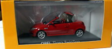 MiniChamps 1/43 - Opel Tigra Twin Top - red