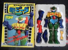 Takara Jeeg Geag Figure Chogokin Popy Bullmark Vinyl Takemi Clover DX Gakeen