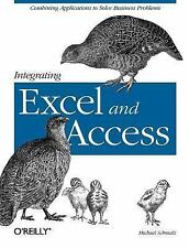 Integrating Excel and Access-ExLibrary