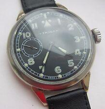 Swiss Wristwatch DOXA. Military style.