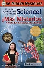 One Minute Mysteries: One Minute Mysteries : ¡Más Misterios Cortos Que...