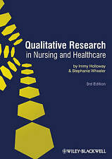 Qualitative Research in Nursing and Healthcare-ExLibrary
