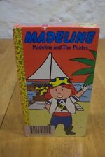 MADELINE AND THE PIRATES VHS VIDEO NEW