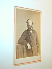 PAUL DE MUSSET CDV photo photographie 6x10 cm  NADAR