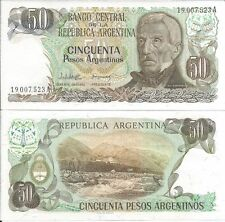 ARGENTINA BILLETE 50 PESOS PICK 314