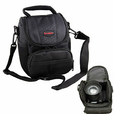 Slim Shoulder Camera Bag For Panasonic Lumix DMC- GX1 FZ150 FZ200