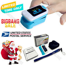 US Promoted~OLED Fingertip Pulse Oximeter Finger SPO2 probe Pulse Monitor Oxigen