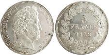 LOUIS  PHILIPPE ,  5  FRANCS   ARGENT  ,  1832  MA  MARSEILLE  ,  SUPERBE