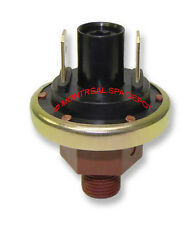 "Spa & Hot tub Gecko's D-TEC1 PRESSURE SWITCH 1to5 psi adjust. 1/8""npt 510AD0167"