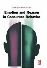 Emotion and Reason in Consumer Behavior by Arjun Chaudhuri (2006, Hardcover)
