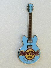 LAKE TAHOE,Hard Rock Cafe Pin,CORE Guitar 3 strings