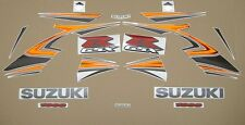 GSX-R 1000 2007 full decals stickers graphics kit set k7 motor autocollants 07