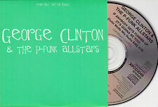 CD CARTONNE CARDSLEEVE COLLECTOR 1T GEORGE CLINTON & THE P-FUNK ALLSTARS 1996
