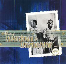 The Best of Ella Fitzgerald & Louis Armstrong ~ Verwe CD