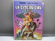 BD Tarhn prince des étoiles - La cité du ciel - 1982 EO