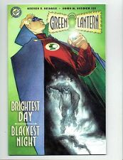 DC  Green Lantern Brightest Day Blackest Night # 1    1st Print VF - NM