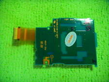 GENUINE SONY DSC-HX7V SD CARD BOARD PART FOR REPAIR