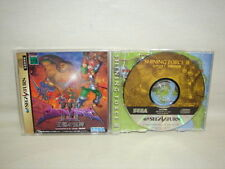 SHINING FORCE III 3 SCENARIO 1 Sega Saturn Imoport Japan Video Game ss