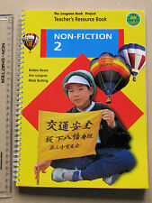 Longman Book Project: Level 2: Non-fiction: Teacher's Resource Book 1994