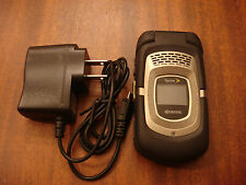 KYOCERA DuraMax E4255 SPRINT PTT PUSH TO TALK RUGGED MILITARY CELL PHONE 1GB 3MP