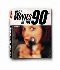 NEW Best Movies of the 90s Hardback Book by Jurgen Muller RARE HARDCOVER