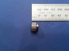 Thumb Nut M3 Thread Knurled 316 Stainless Steel