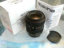 TOKINA SD 28-70MM F3.5-4.5 COMPACT ZOOM LENS PENTAX K KR KA MOUNT *NEW IN BOX
