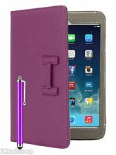 Hand Strap Wallet Book Style Case Cover For Apple iPad Mini / iPad 2/3/4