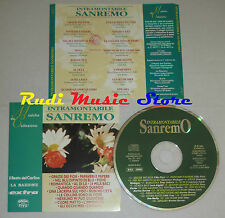 CD INTRAMONTABILE SANREMO nilla pizzi domenico modugno don backy lp mc*dvd(C13*)