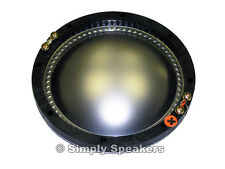 Diaphragm for JBL 4355 4673 2445 J Speaker Horn Driver Premium SS Audio 16 Ohms