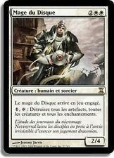 MTG Magic TSP Foil - Magus of the Disk/Mage du Disque, French/VF