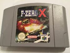 UK/EURO PAL NINTENDO 64 N64 GAME CARTRIDGE ONLY F-ZERO X