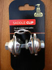 Raleigh Saddle Seat Guts Clip Silver Steel adjustable Bike Bicycle Cycle New