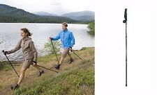 Retractable Carbon Trekking Pole Extendable Walking Stick Cane Camp Hike Travel