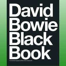 David Bowie Black Book by Miles Barry