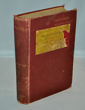 Bram Stoker - Dracula - Rare First Edition - 1897