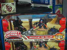 Transformers Robot Heroes Battle of the fallen MIB 520414