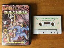 COMMODORE 64 (C64) - CHINA MINER - GAME