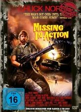 MISSING IN ACTION (Chuck Norris, M. Emmet Walsh) NEU+OVP