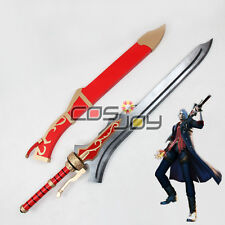 "Cosjoy 47"" DMC4 Nero Red Queen with Sheath PVC Cosplay Prop -0065"