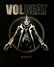 VOLBEAT cd lgo Seal the Deal and Lets Boogie KING BEAST Official SHIRT MED new