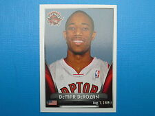 2014-15 Panini NBA Sticker Collection N. 59 DeMar DeRozan Toronto Raptors