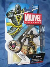 "MARVEL UNIVERSE 3 3/4"" Figure by Hasbro #16 Series 1 ~RONIN Avengers"