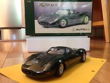 AUTOart 1:18 1967 Jaguar XJ 13 ( Racing Green ) - Very Rare !!!