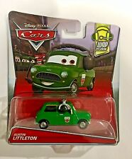 Disney Pixar Cars Austin Littleton Mini Cooper S Radiator Springs WGP Pit Crew