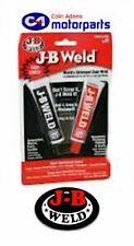 JB WELD 8265S Cold Weld - 2oz Twin Tube - sets in 20-25 minutes - Metal Epoxy