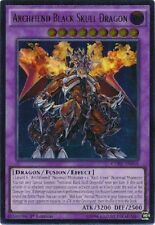 ARCHFIEND BLACK SKULL DRAGON Yugioh MINT Rare Card CORE-EN048 ULTIMATE